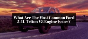Finding out why your 5.4 Triton engine is acting up.