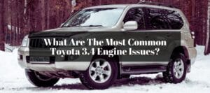 Learning about the symptoms and causes of each Toyota 5VZ-Fe engine in-depth through my guide.